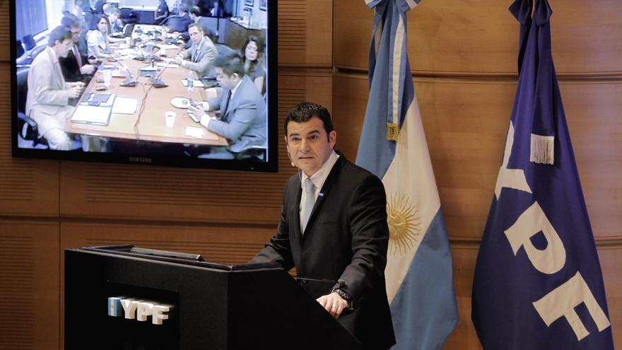 YPF busca atraer inversores para el plan a 2017 por 37.200 millones de dólares