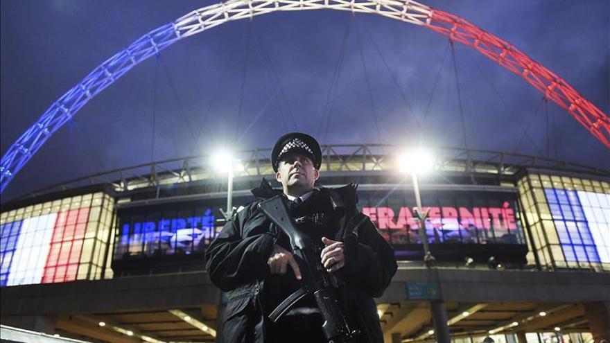 Un detenido en Londres en relación con actividades del terrorismo islámico