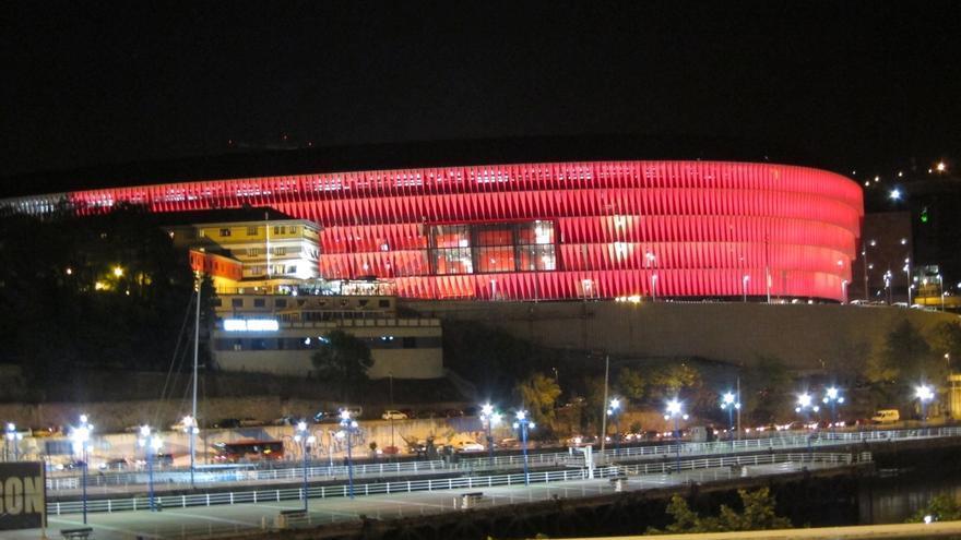 El estadio de San Mamés, primer campo de fútbol europeo en conseguir la certificación LEED