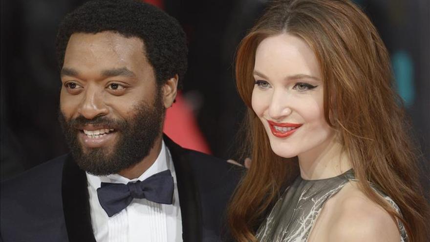 "Chiwetel Ejiofor, Bafta al mejor actor por ""12 Years a Slave"""