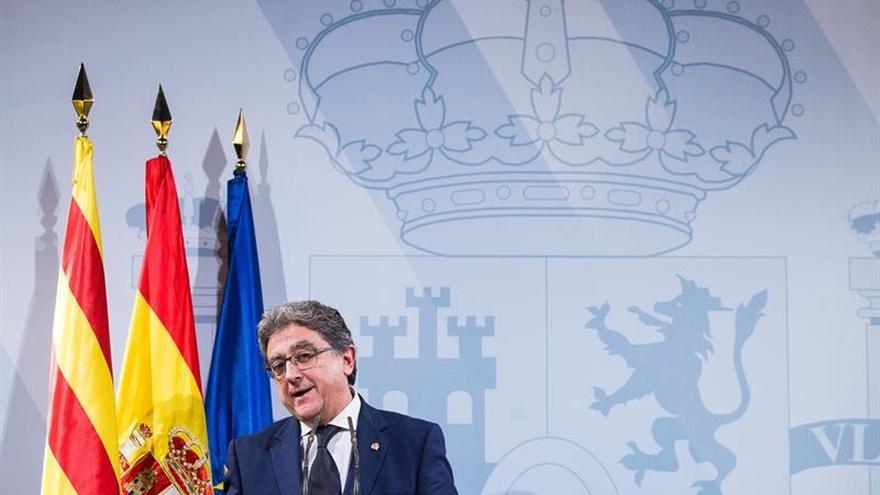 """El Gobierno lleva ante la Fiscalía la web de Puigdemont """"Govern de la República"""""""
