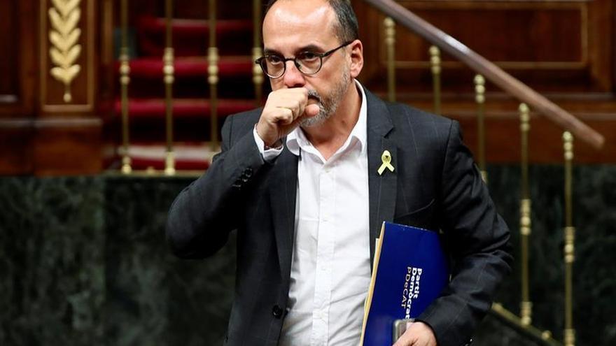 PDeCAT confía en que los catalanes muestren el 21D que aspiran a la independencia