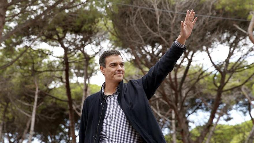 El PSC cierra filas con Sánchez en su intento de formar gobierno alternativo