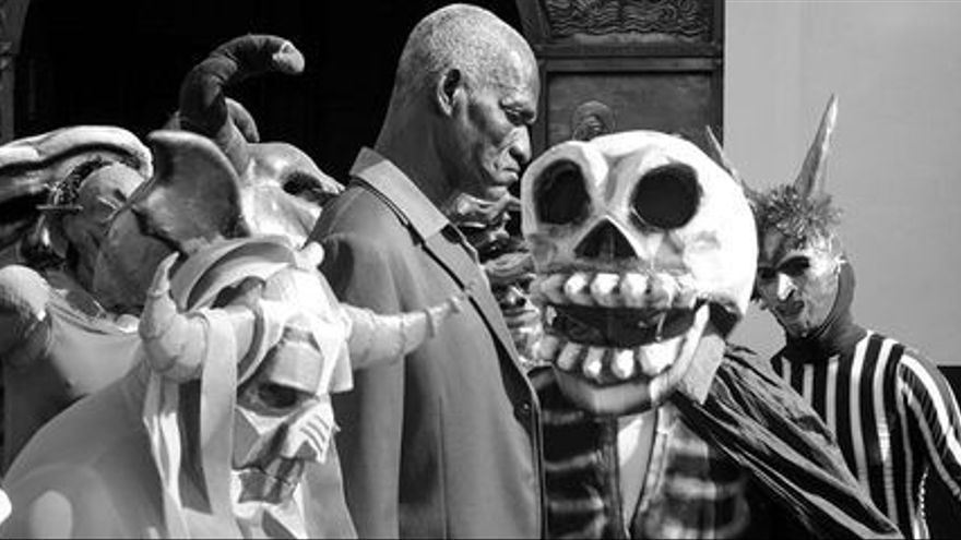Fotograma de la película 'Siembra'.