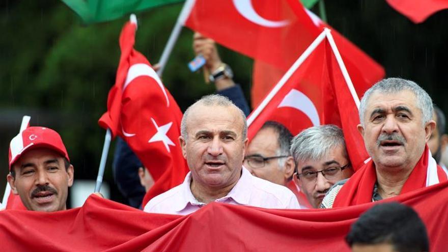 Turquía ordena el arresto de otros 125 policías por vínculos con Gülen