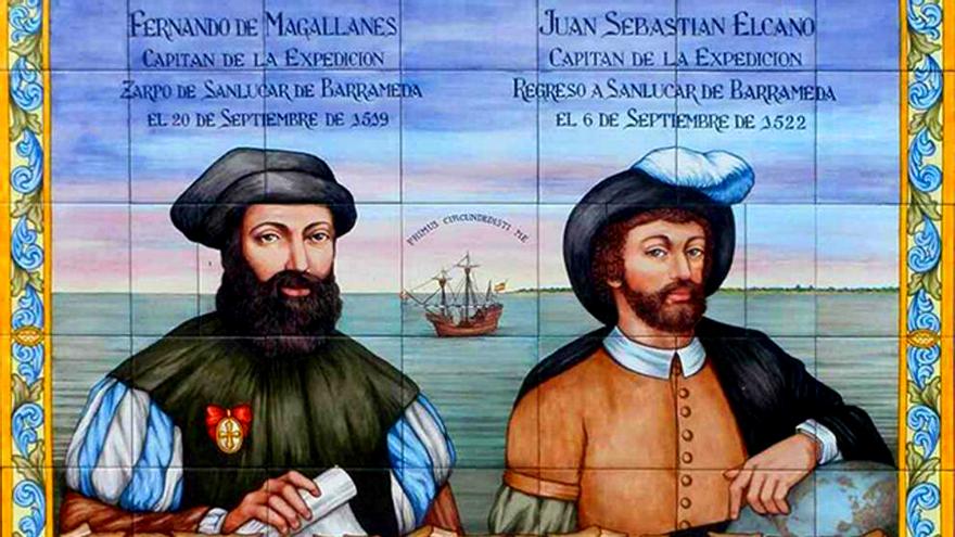 Amazon y RTVE convertirán en serie la primera vuelta al mundo de Elcano y Magallanes
