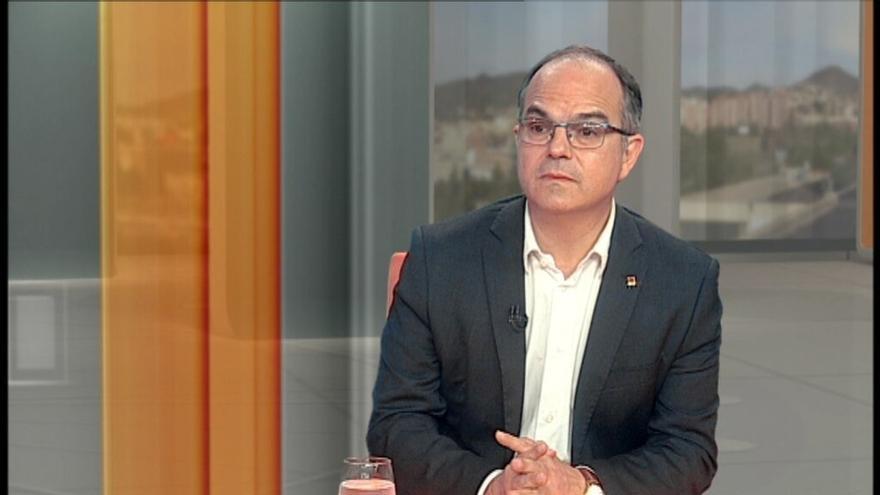 Turull acusa al Gobierno de buscar la división del independentismo para impedir el 1-O