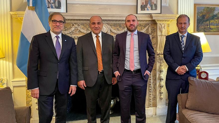 Guzmán y Manzur intentaron calmar a los inversores de Wall Street preocupados por el