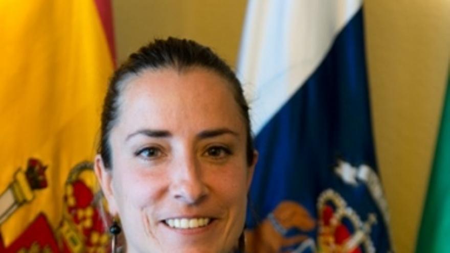 Sonia Beltrán de Guevara, concejala de Unidos Se Puede en El Sauzal