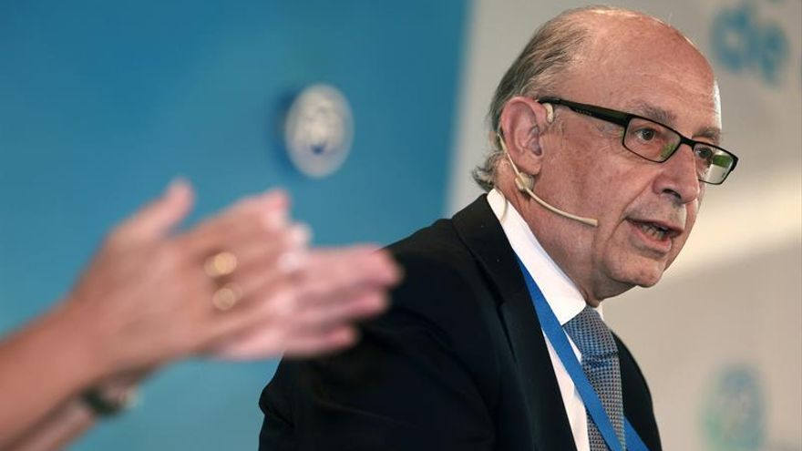 Montoro: Nadie usará un euro contra la ley sin responder con su patrimonio
