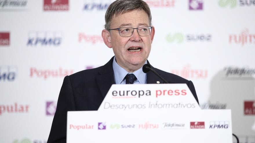 """Puig cree que la Gestora hace """"un buen trabajo"""" y admite que la comunicación en el PSOE """"es mejorable"""""""