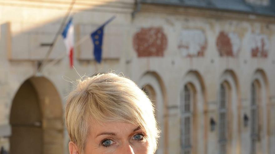 Isabelle Rome, Magistrada de la Corte de Apelación de Versalles (París)