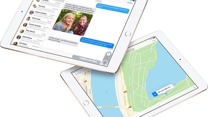 Los nuevos iPad de Apple seguirán incluyendo una ranura para tarjetas SIM