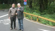 Culmina la restauración y adecuación de varias carreteras de medianías tras una inversión de 2,4 millones