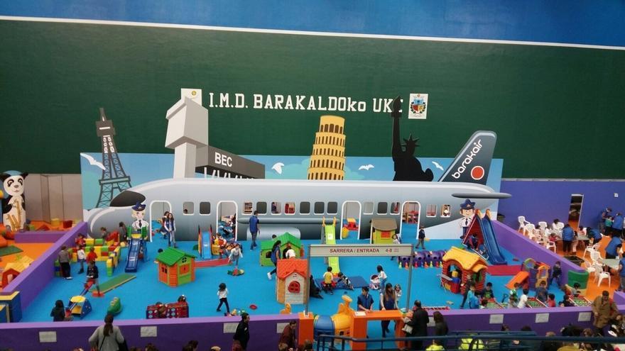 El programa de 'Patios Abiertos' de Barakaldo se mantiene activo durante las vacaciones de Navidad en horario de mañana