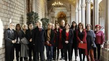 Colau irá a Madrid durante el juicio al 'procés' y ofrece Barcelona como altavoz de los presos
