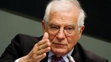 Borrell y Wang chocan sobre la situación en Hong Kong y Xinjiang