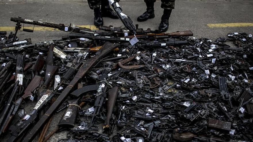 Bolivia se convierte en una conexión del tráfico de armas para otros países