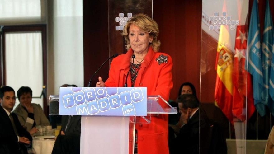Aguirre propondrá que para acceder a cargo público o escaño se tenga experiencia en algo distinto a la política