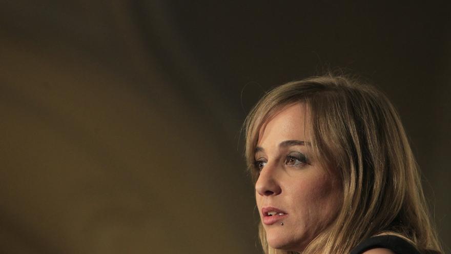 """Tania Sánchez critica que Echenique presente una propuesta """"de parte"""" con medios del partido"""