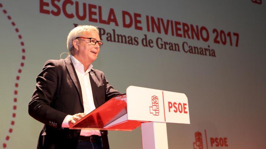 El diputado Sebastián Franquis