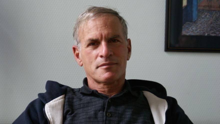 El profesor judío estadounidense Norman Finkelstein, imagen facilitada a Eldiario.es