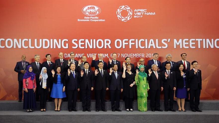 Comercio y empleo centran el diálogo previo al inicio de la cumbre del APEC