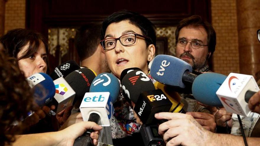 El PSC acusa a la CUP de anteponer la independencia a los intereses de los catalanes