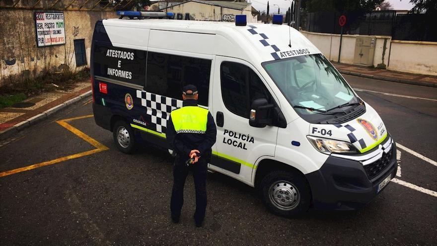 La plantilla de policía trabaja con la mitad de efectivos y detectando una media de 40 infracciones diarias