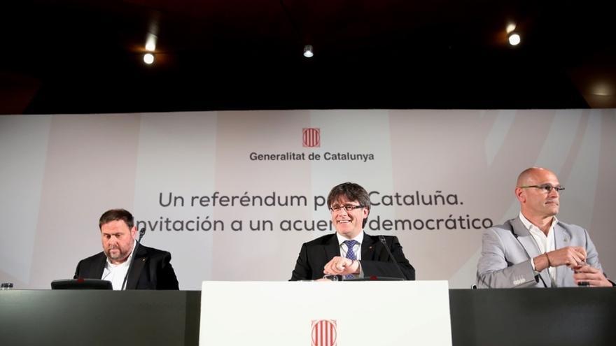 El Gobierno recuerda a Junqueras y Romeva que ya hay abierta una investigación por la compra de urnas