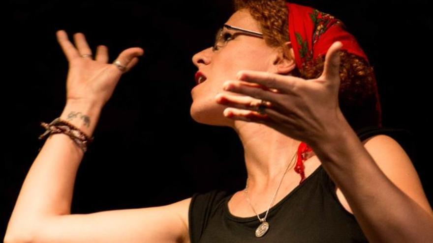 Voix Vives - Laura Lenguadegato