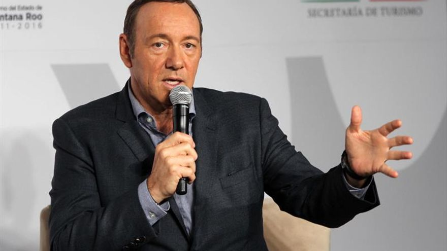 ING cancela a Kevin Spacey de su gran congreso tras los escándalos sexuales