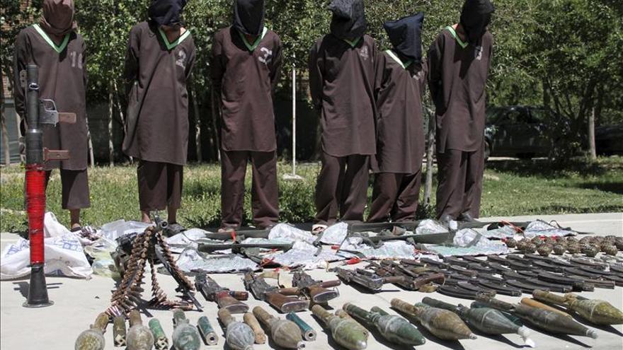 Frustrado un ataque insurgente contra objetivos gubernamentales en Afganistán