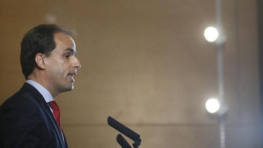 El rector de la Universidad Rey Juan Carlos confirma el fraude en el máster de Cristina Cifuentes. EFE
