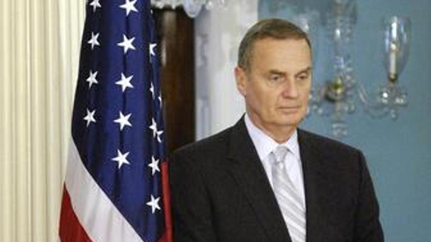 El ex comandante de la OTAN James Jones