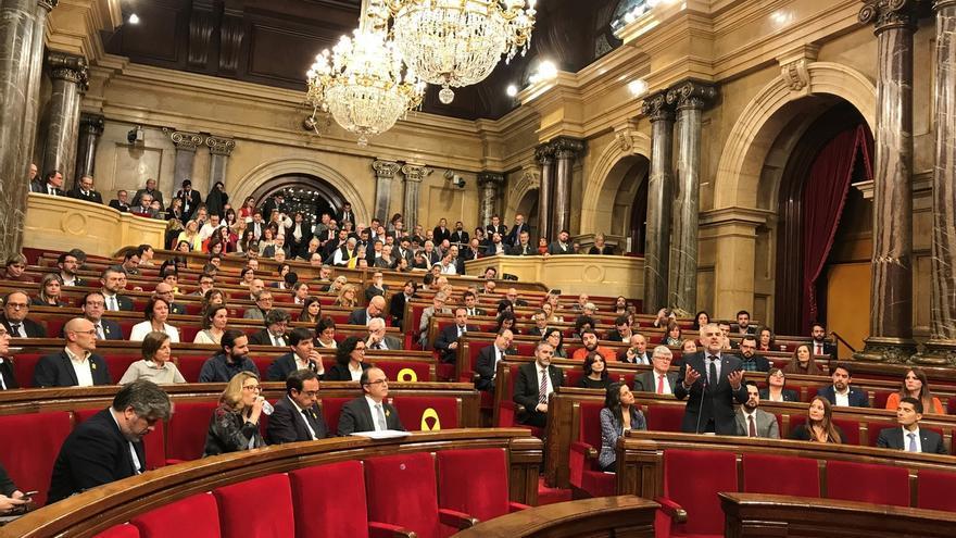 La CUP rompe con JxCat y ERC, pasa a la oposición y les emplaza a ofrecer una república