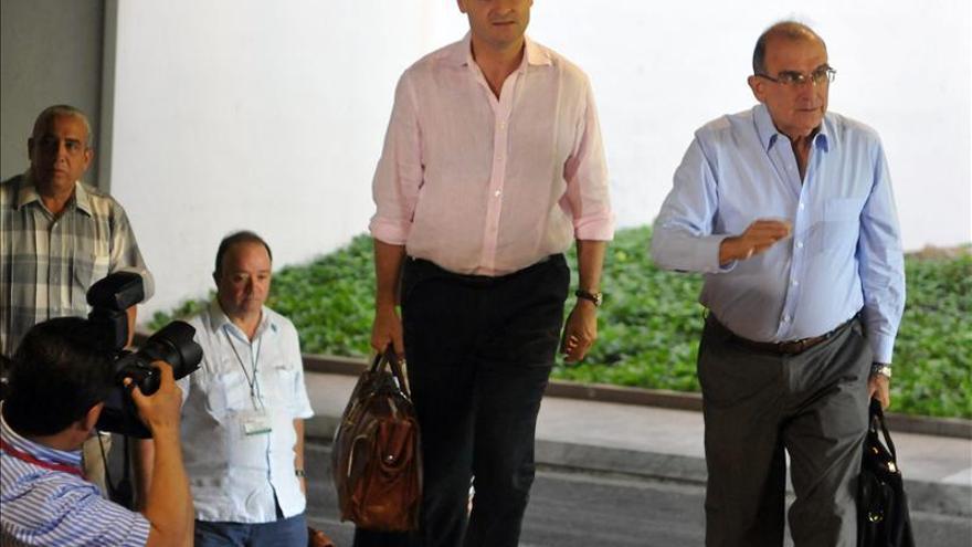 """Las FARC esperan abordar """"muy pronto"""" el tema de la participación política"""