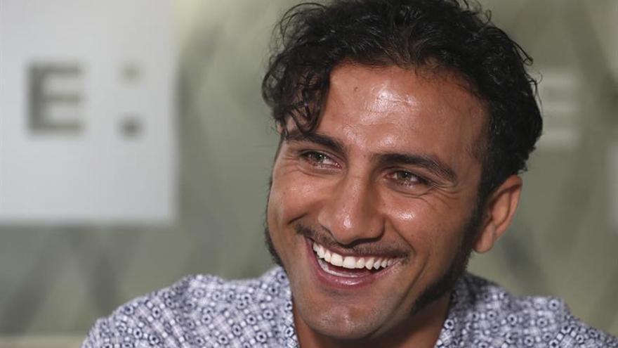 Bouzan Hadawi, el actor sirio que huyó de la guerra y topó con Brian de Palma
