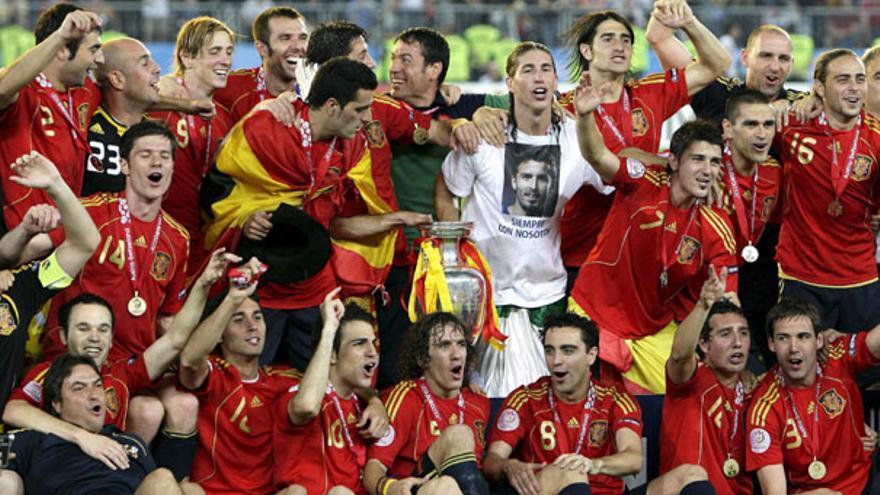 De la Selección española #3