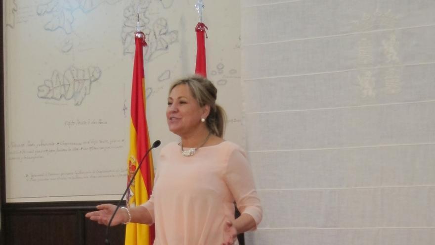 Renuncia irrevocable de la vicepresidenta de la Junta tras superar la tasa de alcoholemia