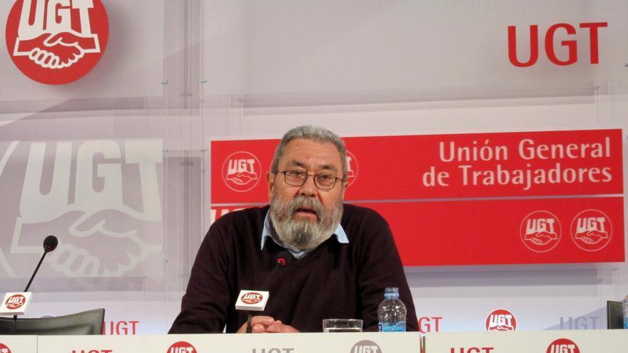 UGT hace públicas sus cuentas, con un beneficio de 1,6 millones de euros en 2012