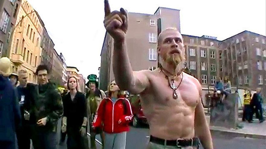 Technoviking. Foto: Youtube