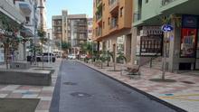 """Los Llanos repara """"los defectos de ejecución"""" detectados en el adoquinado de la Avenida Venezuela"""