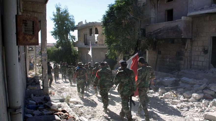 Un hospital de Alepo queda fuera de servicio tras un bombardeo con heridos