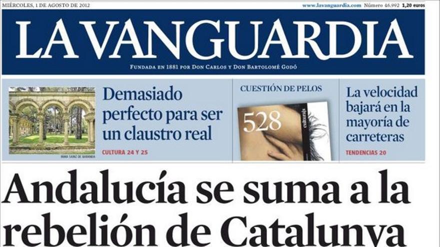 De las portadas del día (01/08/2012) #11