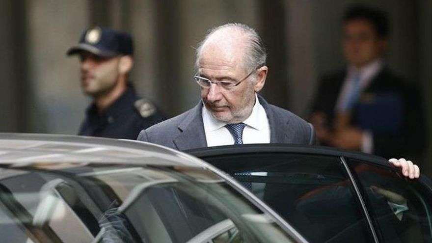 El juez que investiga a Rato por fraude envía la causa a la Audiencia Nacional, que estudiará si la acepta