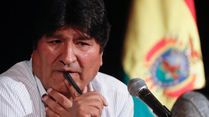 El Ministerio Público abre un proceso a Evo Morales por supuesto fraude electoral
