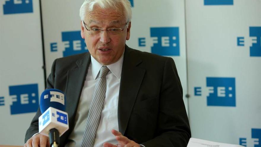 """Mascarell llama a """"romper el enroque mental"""" en torno a la unidad de España"""