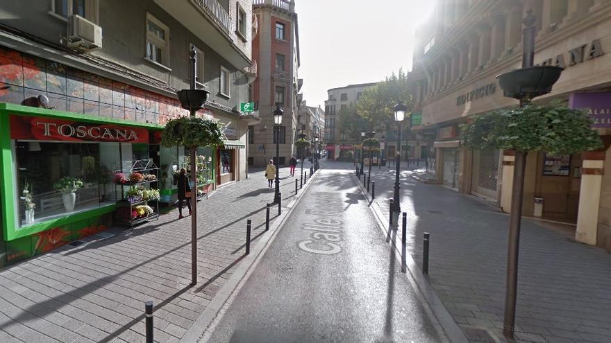 Calle Rosario de Albacete