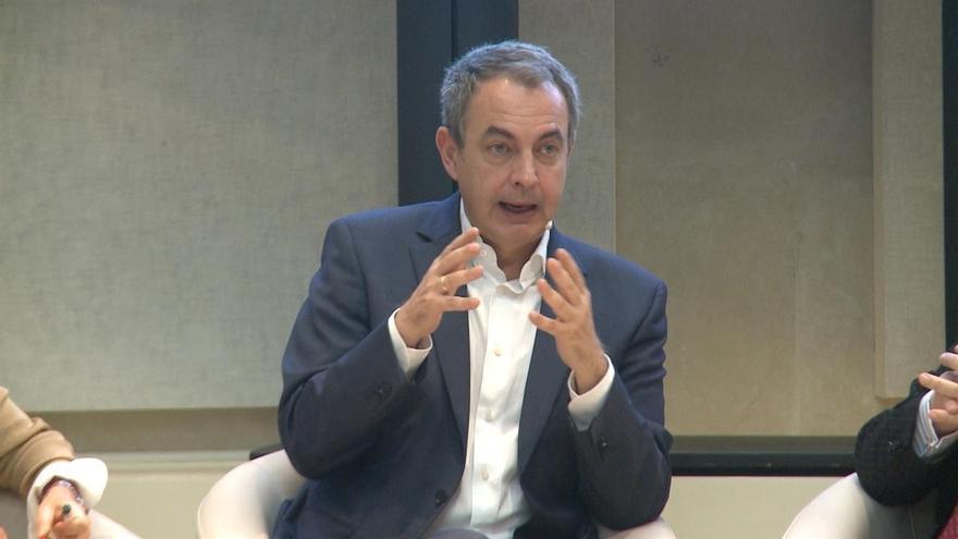 Zapatero, a favor de debatir las tareas del TC, dice que no sancionar las consultas le ayudó a frenar el plan Ibarretxe